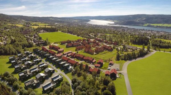 3d visualiseringer av Fagstadlia på Lillehammer